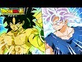 Broly Vs Ultra Instinct Goku In The Dragon Ball Super Movie?