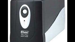 Меняем аккумулятор в ИБП Mustek(, 2013-10-04T17:14:02.000Z)