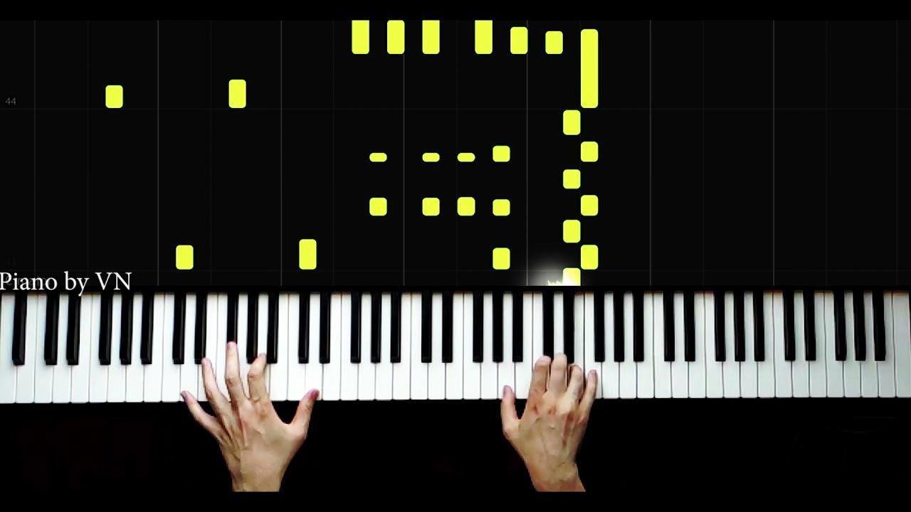 Chopin Waltz a moll ( Bana Ellerini Ver ) Piano