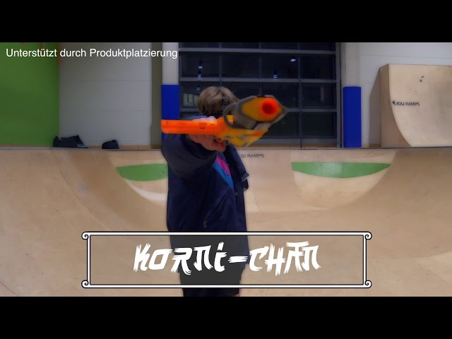 NERF Team Anime // Freestyle Academy Stuttgart