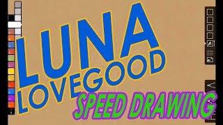 Luna Lovegood SPEED DRAW
