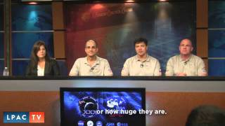 LaRouchePAC One Planet is Not Enough  ISS Crew Discusses Human Space Flight   The Galactic Threat Sep 22, 2011