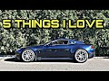 5 Things I Love About My Aston Martin V8 Vantage