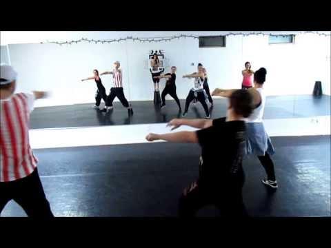 """Jump Around"" - Hip Hop Fusion Drop-In - Scream Dance Academy @ Léa Robert"