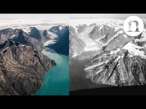 Glaciers lost in time