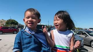 Cùng Check in California, Mỹ với gia đình Lý Hải Minh Hà