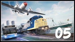 Transport Fever - 05 - Все Ставки на Автотранспорт!