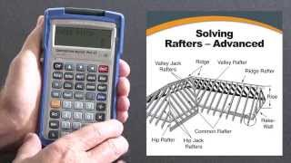 Construction Master Plus EZ Advanced Rafters How To