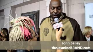 John Salley Talks Evelyn Lozada Pregnancy, Tami Roman Spin Off Show+ President Obama Selfies