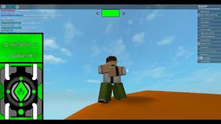 Roblox Ben 10 Arrival Of Aliens