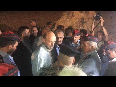 قتلى ومفقودون في الأردن أغلبهم أطفال في سيول اجتاحت منطقة البحر الميت …  - نشر قبل 2 ساعة