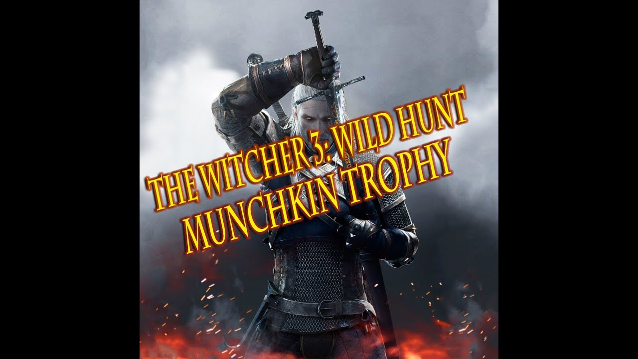 Witcher 3 Trophäen