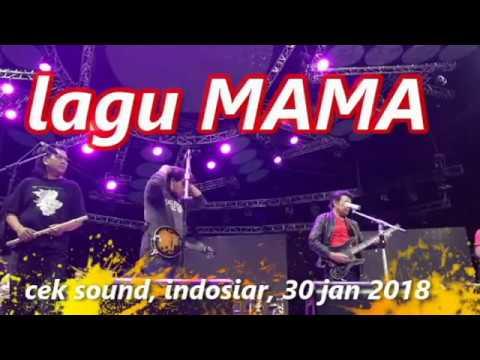 CEK SOUND Rhoma irama lagu mama 30 jan 2018