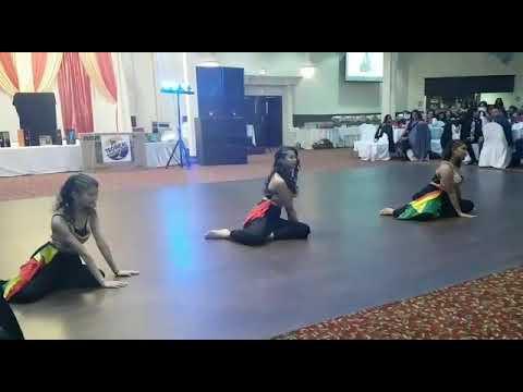 Chutney Soca Mix | Footsteps Dance School | The Devi Dancers