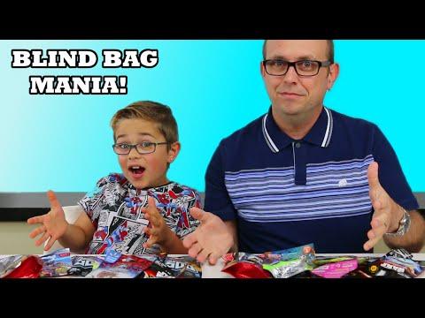 BLIND BAG MANIA | MARVEL, STAR WARS, SHOPKINS & MORE! | RADIOJH AUTO