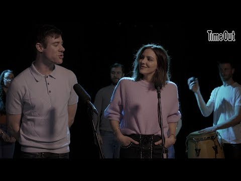 Musicals Stripped Back: Waitress The Musical performers sing Bad Idea