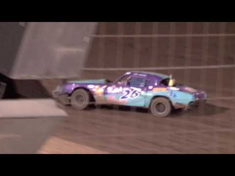 Perris Auto Speedway Passcar American Factory Stock 4-8-17
