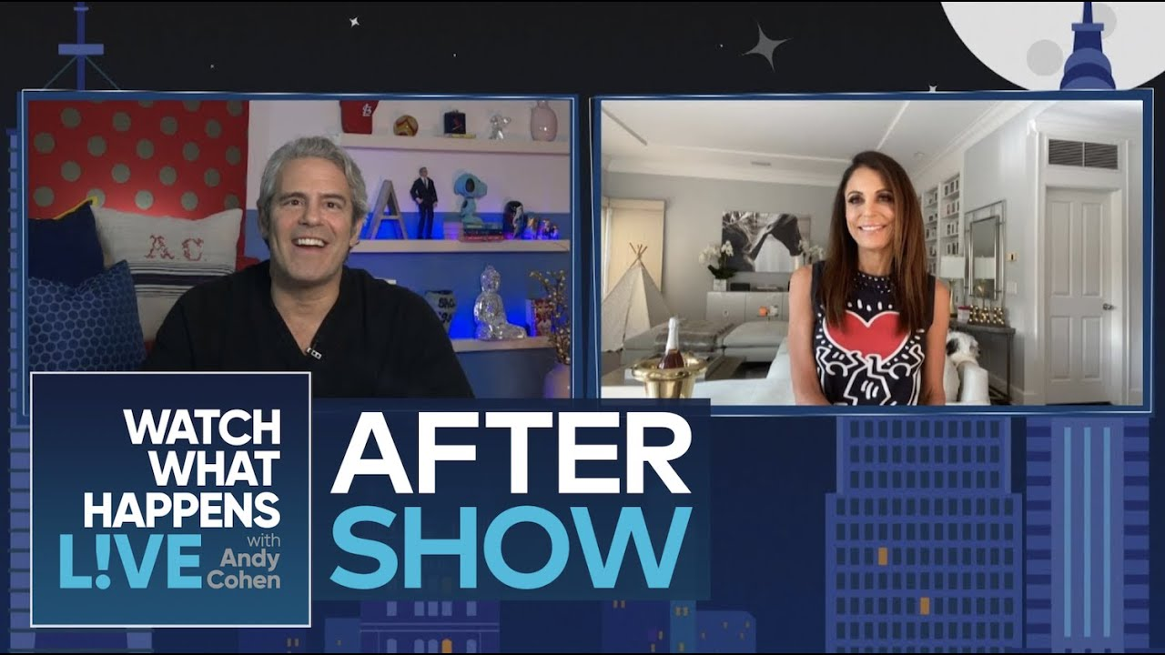 After Show: Bethenny Frankel on Tinsley Mortimer's Approach | WWHL