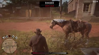 Lets play red dead redemption II: chapter 2