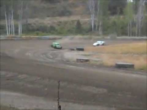 Modifieds August 30th 2014 Northport Raceway