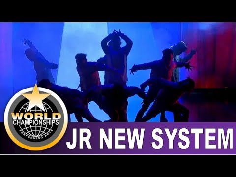 JUNIOR NEW SYSTEM - WCOPA 2017 Final Show #wcopa2017