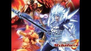 Dynasty Warriors Strike Force ps3 gameplay