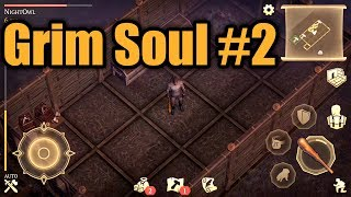 RAVEN CAGE FINISHED & EXPLORATION+RAIDS | GRIM SOUL: DARK FANTASY SURVIVAL | ANDROID PLAYTHROUGH #2