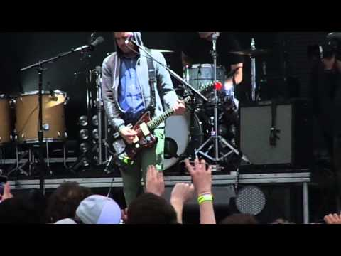 Brand New--Welcome to Bangkok / Okay I Believe You, but My Tommy Gun Don't--Bamboozle 2012-05-20