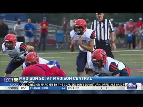 Pushin' On Madison Southern High School