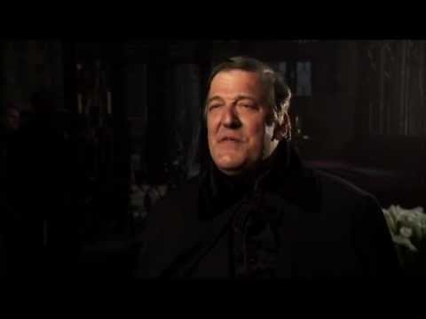 Stephen Fry's Official 'Sherlock Holmes' Interview for A Game of Shadows - Celebs.com