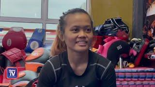 Nurul Syafiqah layak ke Kejohanan Muay Thai Remaja Dunia