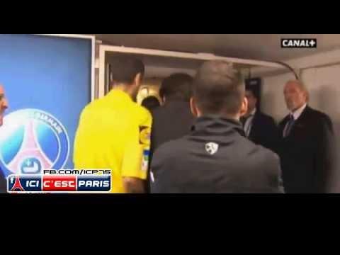 C'est Alexandre Castro qui a mis un coup d'épaule à Leonardo / PSG-Valenciennes
