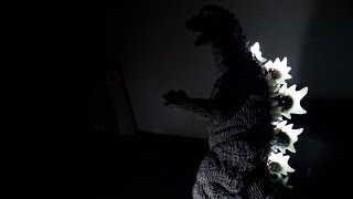 Review X-Plus 30cm Series Godzilla 1968 Ric Boy Thailand