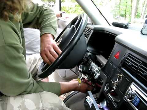 vw t4 d montage airbag youtube. Black Bedroom Furniture Sets. Home Design Ideas