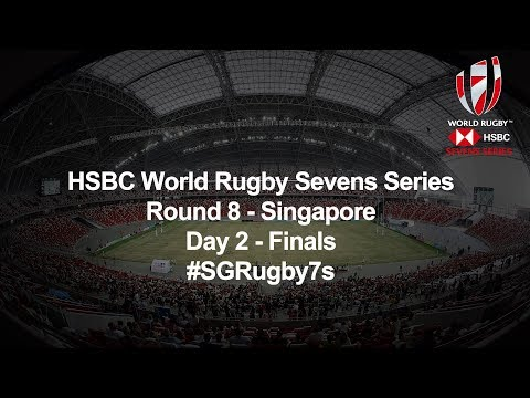 HSBC World Rugby Sevens Series 2019 - Singapore Day 2