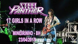 Steel Panther - Belo Horizonte - 2015