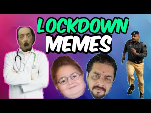 Lock Down Memes || Complete Software Update Compilation || Thanks To police and Rangers