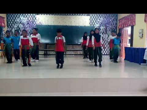persembahan uniform pbsm skta 2016