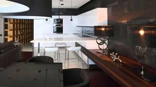 Дизайн интерьера апартаментов в Москве(Проектная студия Geometrix Design завершила работу над оформлением интерьера квартиры площадью 140 кв.м. в Москве...., 2014-12-10T11:01:41.000Z)