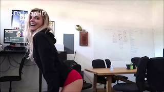 ALISSA VIOLET TWERKING SLOWED DOWN