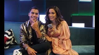 Anitta e Micael reagem aos comentários sobre a parceria empresarial entre eles