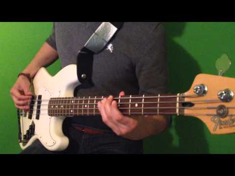 Fall Out Boy Immortals Bass Cover (Studio Version)