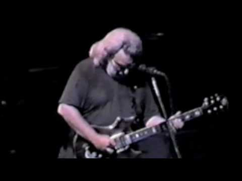 Jerry Garcia Band-Bright Side Of The Road (11-12-91)