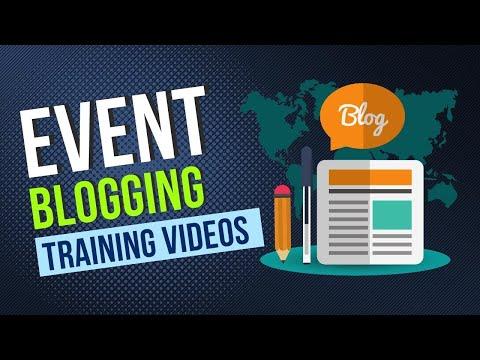 Event blogging tutorial in hindi - blogging for money Part-3