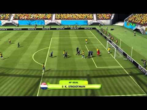 BRAZIL - NETHERLANDS | 3rd Place Game 2014 FIFA World Cup (All Goals Highlights HD)