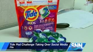 SNN: Suncoast physicians react to Tide pod challenge