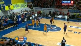 Баскетбол  Химки ЦСКА  31 05 2013  Багга(, 2013-05-31T18:30:12.000Z)