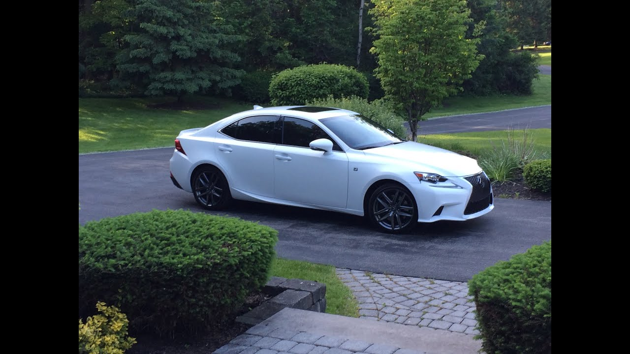 Lexus F Sport >> || 2014-2016 LEXUS IS350 F-Sport Owner Review HD || - YouTube