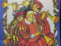 Английская народная песенка Баллада о королевском бутерброде в переводе С Маршака