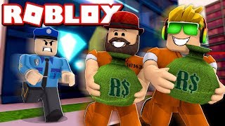 THE BEST NEW ROBBERY UPDATE in ROBLOX JAILBREAK